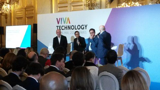 Innovation : Viva Technology s'internationalise et reçoit un coup de pouce de l'Elysée