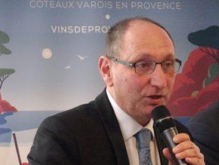 Alain Baccino, président du CIVP
