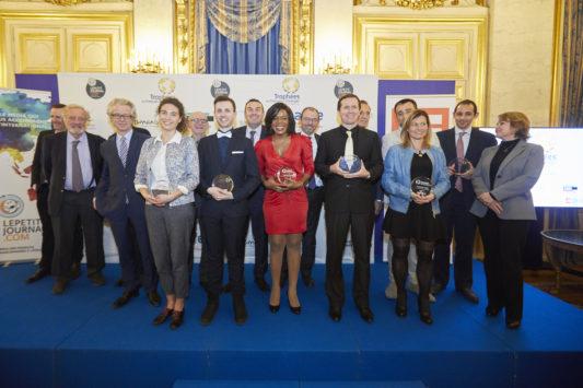Expatriation / Trophées : sept Français distingués à Paris par lepetitjournal.com