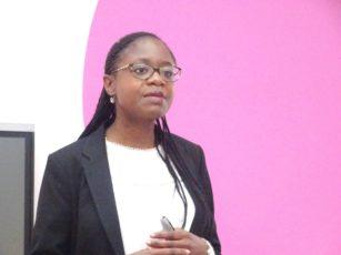 Sarah N'Sonde responsable des Analyses sectorielles de Coface
