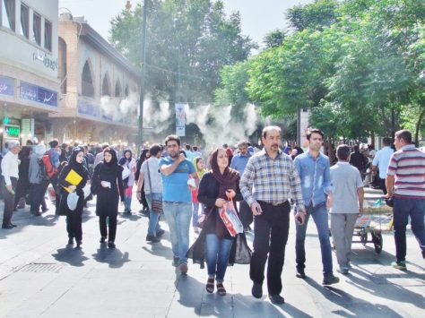Grand bazard d'Istanbul, mai 2016