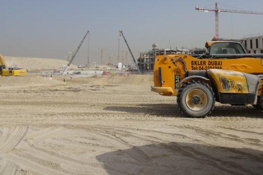 Émirats arabes unis : Expo Dubaï 2020, premières briques d'une smart city