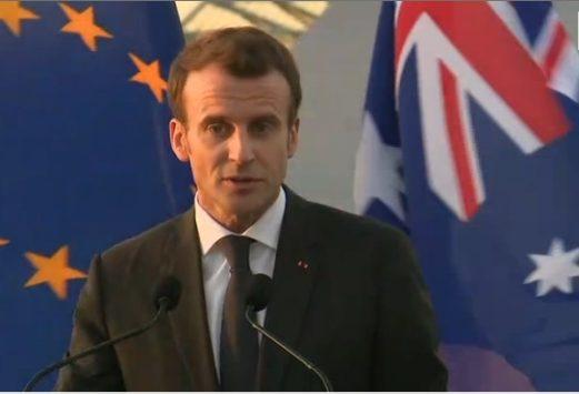 Australie / France : ce qu'il faut retenir de la visite d'Emmanuel Macron