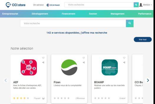 Accompagnement / PME : CCI France lance une plateforme d'e-services couvrant l'export