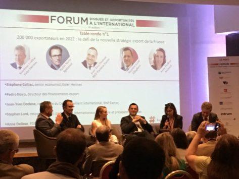 Forum Moci 2018 : l'export reste porteur pour les PME, malgré l'America First