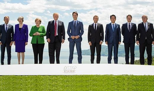 G7 / Commerce : le fiasco et ses suites incertaines pour les échanges transatlantiques