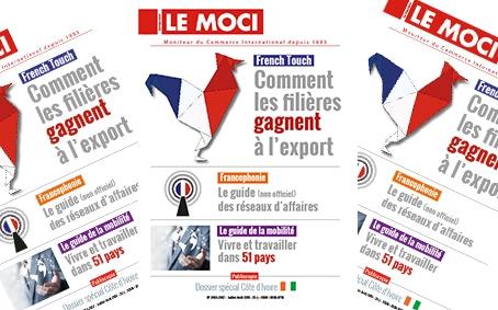 French Touch / Francophonie / Guide de la mobilité (Le Moci)