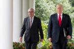 Rencontre Juncker-Trump, le 25 juillet, à Washington