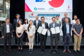 France-Japan Startup Evening - 13 July 2018