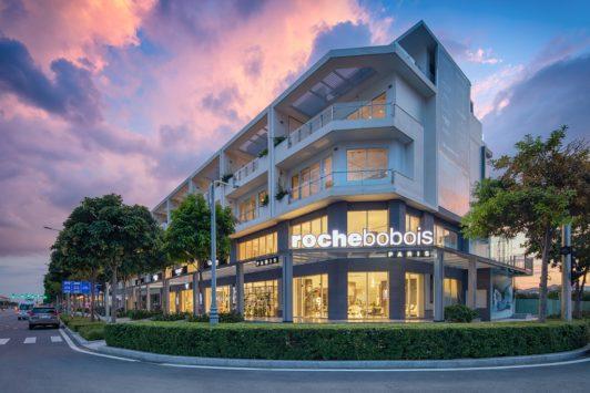 Ameublement / Export : Roche Bobois consolide son réseau international et affiche de nouvelles ambitions