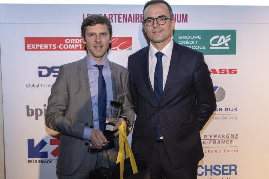 Palmarès MOCI 2018 : Berthoud Agricole, Meilleure opération de financement export de l'année