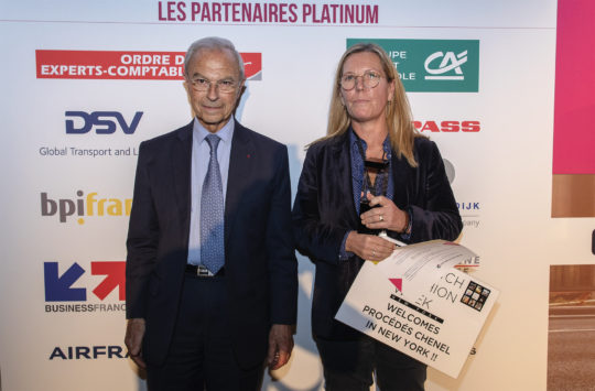 Palmarès MOCI 2018 : Procédés Chénel International, Exportateur francilien de l'année