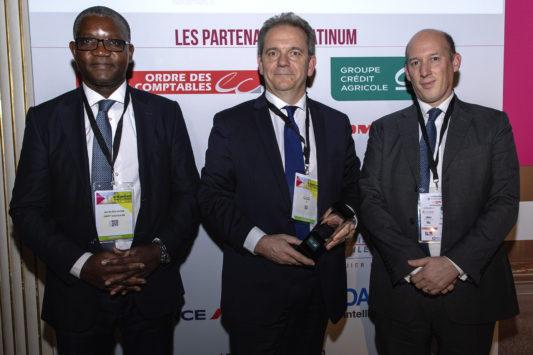 Palmarès MOCI 2018 : PAI, Meilleure performance grand export de l'année