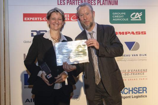 Palmarès MOCI 2018 : Thimonnier, Meilleure stratégie d'accélération à l'international de l'année