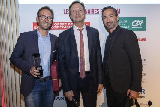 Palmarès MOCI 2018 : SteamOne, Produit export de l'année