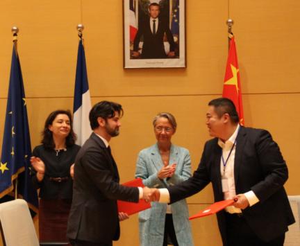 Ingénierie / Export : le Français Arching va construire des parcs industriels en Chine