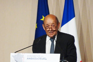 conférence des ambassadeurs, le 29 aout 2018