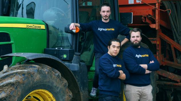 G20YEA / Argentine : Agriconomie veut exporter son modèle de services digitaux aux agriculteurs