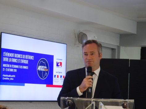 France / Afrique : Ambition Africa 2018 se veut la nouvelle vitrine du business