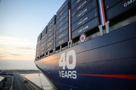 Transport / Maritime : CMA CGM et Cosco Shipping font leur show chez Haropa