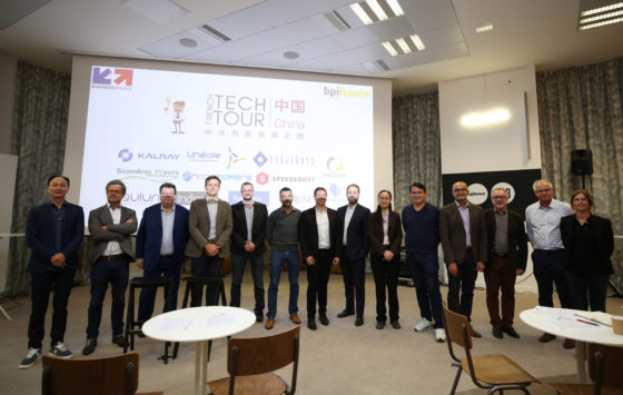 French Tech Tour China - 07.10.19 Bpifrance