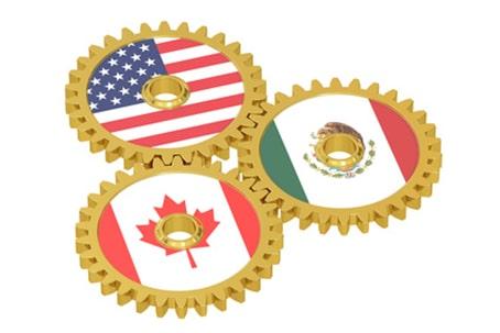 Accord de libre-échange / AEUMC : le Canada s'associe à l'accord États-Unis-Mexique