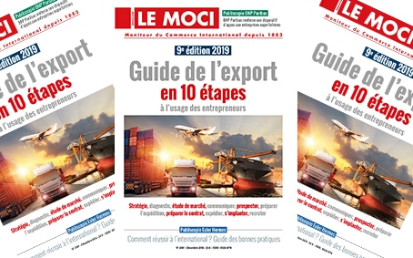 Guide de l'export en 10 étapes – 9e édition 2019 (Le Moci)