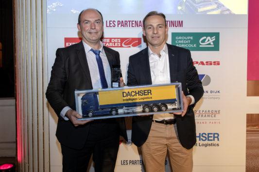 Palmarès MOCI 2018 : Coriolis Composites, Entreprise exportatrice de l'année