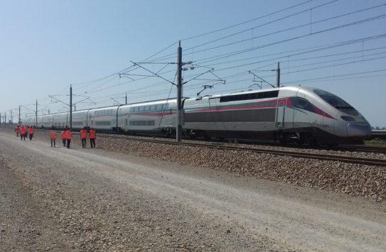 Ferroviaire / Grande vitesse : la première LGV d'Afrique lancée au Maroc