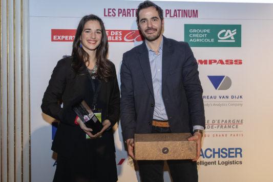 Palmarès MOCI 2018 : Joy, Jeune pousse globale de l'année