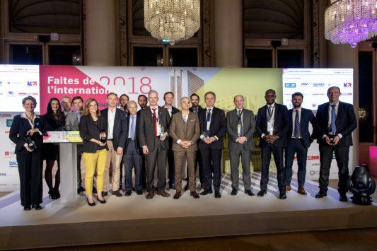 10ème Palmarès PME & ETI leaders à l'international 2018 : Les lauréats sont…