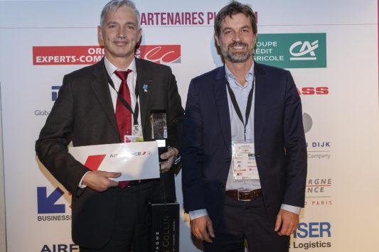 Palmarès MOCI 2018 : Jérôme Hubert (Pinette Emidecau), Exportateur de l'année