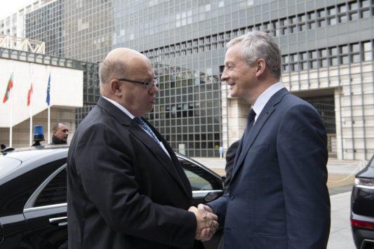 Industrie / Energie : la France et l'Allemagne coopèrent sur la production de batteries en Europe