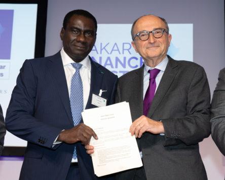 Sénégal / Fintech : le 'Dakar Finance Cluster' lancé à Paris