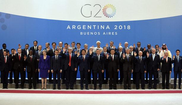 Sommet du G20 : le commerce mondial sauvé à Buenos Aires