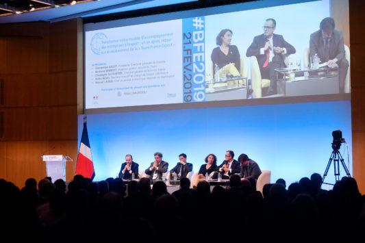 Financements / Export : les nouveautés annoncées à Bercy France Export
