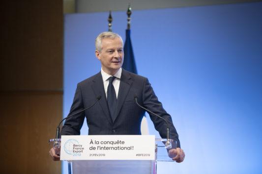 Bercy France Export 2019 : une politique de financement export volontariste au service de l'industrie