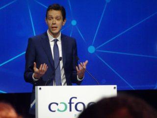 Julien Marcilly, chef économiste de Coface