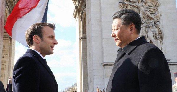 Chine / France : tous les accords signés pendant la visite de Xi Jinping