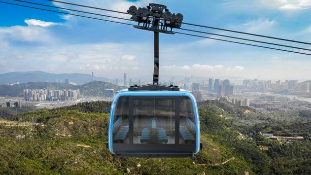 Chine / Export : les téléphériques de Poma séduisent l'industrie touristique chinoise
