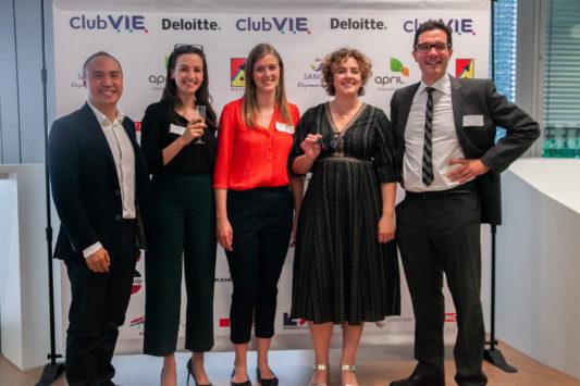 Carrière / International : les lauréats 2019 des Trophées des talents internationaux du Club V.I.E sont…