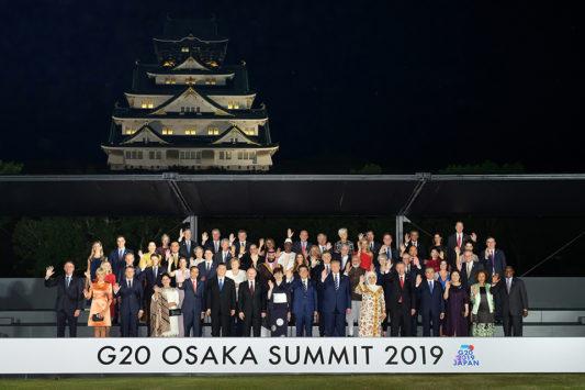 G20 Osaka : le commerce et le climat sauvé de Trump, l'UE conclut avec le Mercosur