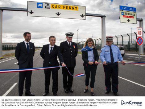 Brexit : Dunkerque, Calais et Eurotunnel testent la nouvelle frontière