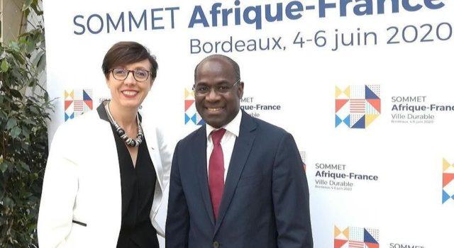 Sommet Afrique-France 2020 : S. Rivoal veut booster l'implication des entreprises