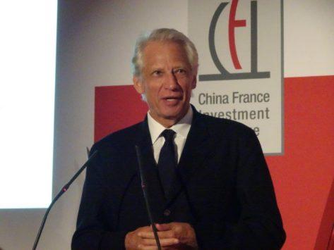 Chine / États-Unis : D. de Villepin analyse les risques d'une partition du monde