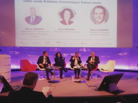 France / Russie : agroalimentaire, santé, cleantech, trois priorités à l'export