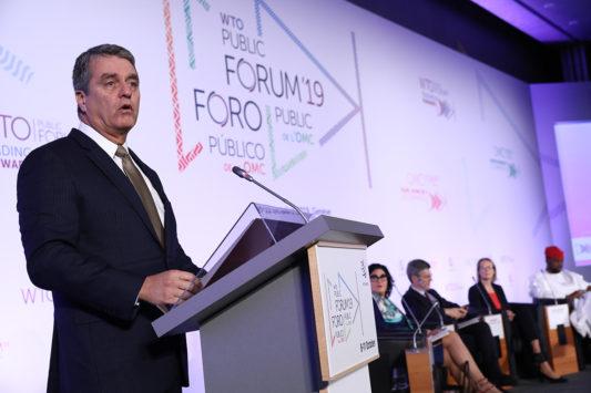 Commerce : l'OMC pointe la part croissante des services dans la mondialisation