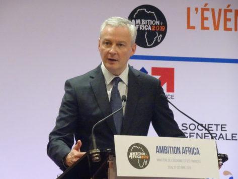 Ambition Africa: la France veut répondre aux besoins des Africains