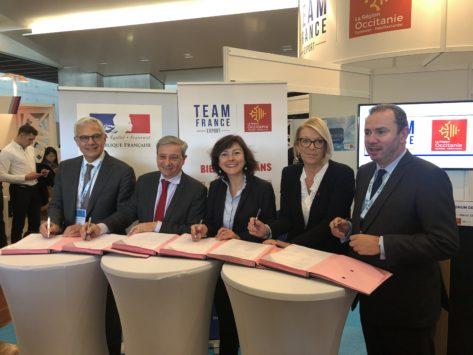 "Accompagnement / Export: l'Occitanie se dote de sa ""Team Export"""