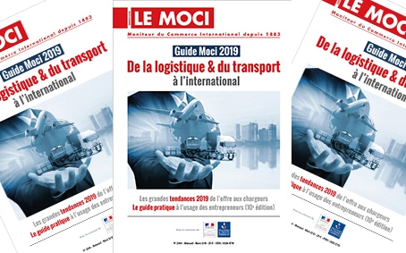 Guide 2019 de la logistique & du transport à l'international (Le Moci)